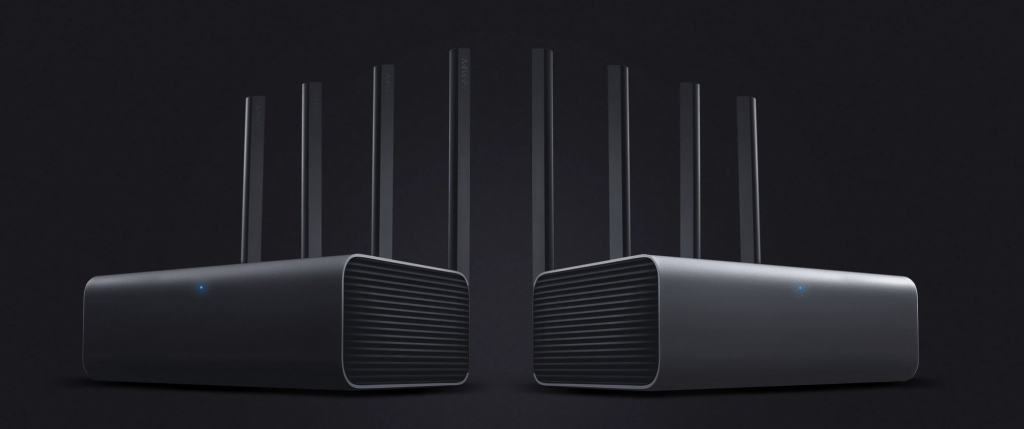 Беспроводной маршрутизатор Xiaomi Mi WiFi Router Pro 1.png